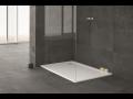 Kompletní systém pro instalaci ploché sprchové vaničky Superplan