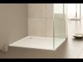 Kompletn� syst�m pro instalaci ploch� sprchov� vani�ky Superplan