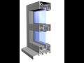 vnitřní hliníkové konstrukce výroba