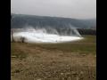 Ski areál Hlubočky - prní zasněžování zimního střediska 2014/2015