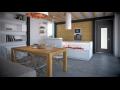 Rekonstrukce, vizualizace a projektování atypických interiérů