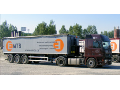 Großhandel, Verkauf von festen Brennstoffen, Schwarzkohle, Braunkohle, Koks, Biomasse, die Tschechische Republik