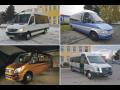 Přestavby a úpravy malých autobusů, minibusů, midibusů, mikrobusů