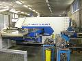 CNC vysek�v�n� plech� d�rov�n� �ez�n� laserem v�palky p�esn�