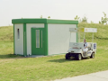 Modular buildings, living modules, sanitary containers, sports facilities, the Czech Republic