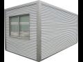 Modulární stavby, obytné moduly, sanitární kontejnery, sportovní zázemí