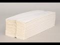 Skladané papierové utierky zetForm® do umyvární