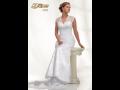 svatební šaty Duber