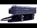 Traktorov� p��v�sy a n�v�sy - dopravn� zkou�ky