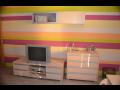 Kvalitní nábytek do dětského pokoje z lamina-výroba na míru