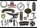 Upomínkové, originální, kovové, barevné mince, štítky, zinkové odlitky na zakázku