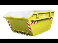 Noleggio di contenitori per detriti, rifiuti pericolosi, Repubblica Ceca