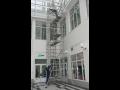 Půjčovna mobilního hliníkového lešení s dopravou po Plzni zdarma