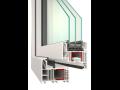 Plastová okna Vekra do náročných podmínek - vhodná pro pasivní domy
