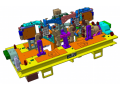 Výrobní procesy, 3D a 2D konstrukce Praha - pro automobilový průmysl