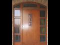 Výroba vstupní, vnitřní interiérové dřevěné dveře Prostějov