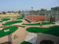 Rekrea�n� are�l, ubytov�n�, adventure golf, tenis, bowling Zl�n, Hradi�t�