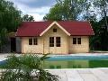 Výroba a prodej dřevěných zahradních domků Příbram s certifikátem ISO