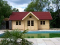 V�roba a prodej d�ev�n�ch zahradn�ch domk� P��bram s certifik�tem ISO