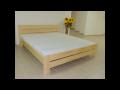 Výroba a prodej kvalitní postele z masivu i na zakázku Hranice