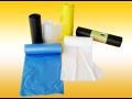 LDPE pytle a sáčky všech barev a rozměrů