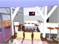 Komerční objekty-návrh a realizace interiérů kanceláří Brno