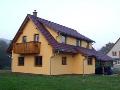 Montované dřevostavby na klíč, rodinné domy ze dřeva Vsetín