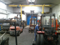Prodej, opravy a servis manipulační techniky, VZV Břeclav, Hodonín