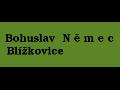 Bohuslav N�mec