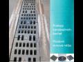 Plastové poklopy a plastové mříže kanalizačních šachet