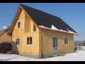 Dřevostavba - rychlé a nízkonákladové bydlení.
