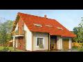 Projekty rodinných domů ze dřeva, dřevostaveb Zlín