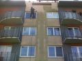 Rizikové práce vo výškach - čistenie, nátery, impregnácia striech Zlín