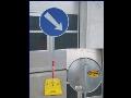 Vodorovné dopravní značky vám ukáží správný směr.