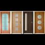 Dřevěné profily-rámy do dveří, rámečky