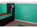 Sklenen� skrinky, �at�ov� skrine, wc kab�nky, dvere Krom���, Zl�n