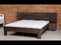 Masivní dřevěné postele | Moravské Budějovice, Třebíč
