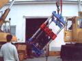 Speciální stěhovací práce Jablonec,stroje,výrobní linky