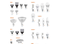 Společnost Alpamayo - různé druhy LED osvětlení.