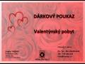 Valentýnský pobyt pro dva-dárek pro partnera k valentýnu Zlín