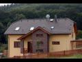 Mont�e st�ech a krov� P��bram