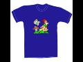 Potisk triček pomocí techniky sítotisku Praha - trička s potiskem za super ceny ?