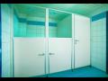 WC oddělovací boxy a zástěny toalet Praha