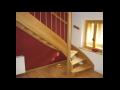 Profesion�ln� v�roba n�bytku z mas�vu, schodi�t�, schody - rozmanit� tvary