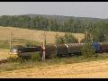 Železniční nákladní doprava, přeprava nákladů Rusko, Ukrajina...