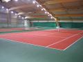 Realizace, opravy sportovní podlahy, umělá tráva, tartan Zlín