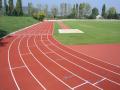 Umělý povrch pro atletiku - tartan