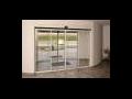 Vnější a vnitřní automatické dveře, montáž a výroba Kladno