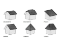 Umíme položit krytinu na následující střechy