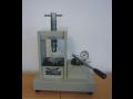 Laboratórne lisy Hranice - výroba ručný, motorový hydraulický lis